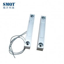 China Silver alloy-zn magnetic contact with NO/NC code mode factory