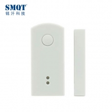 China Wireless 433mhz/315mhz doors&windows magnetic sensor factory