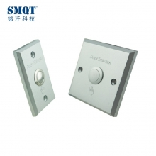 China door release push button switch aluminum for access control system factory