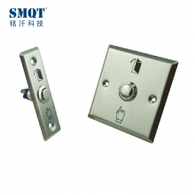China stainless steel door release button for access control system factory