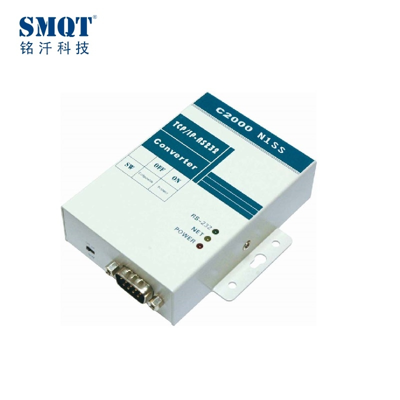 Access control serial to tcp/ip converter,ethernet rs485 converter