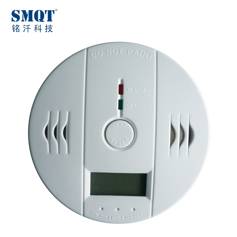 Ceiling Mounted Standalone Co Sensor Battery Operated