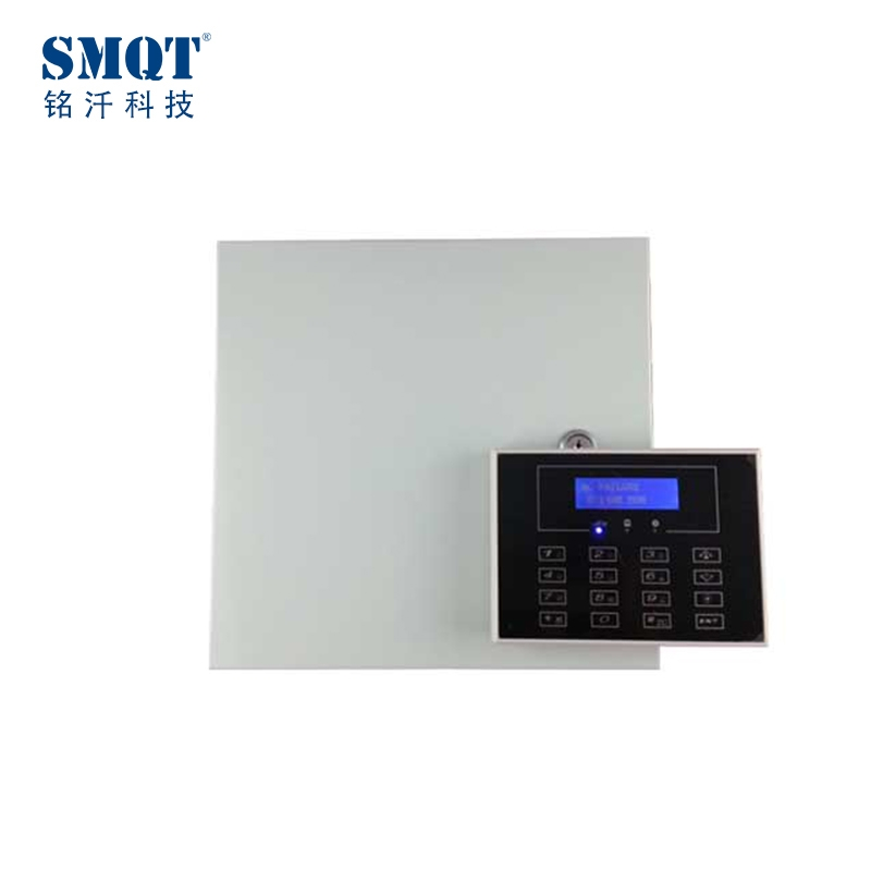 Pstn Wired Amp Wireless Alarm Control Panel With Touch Keypad