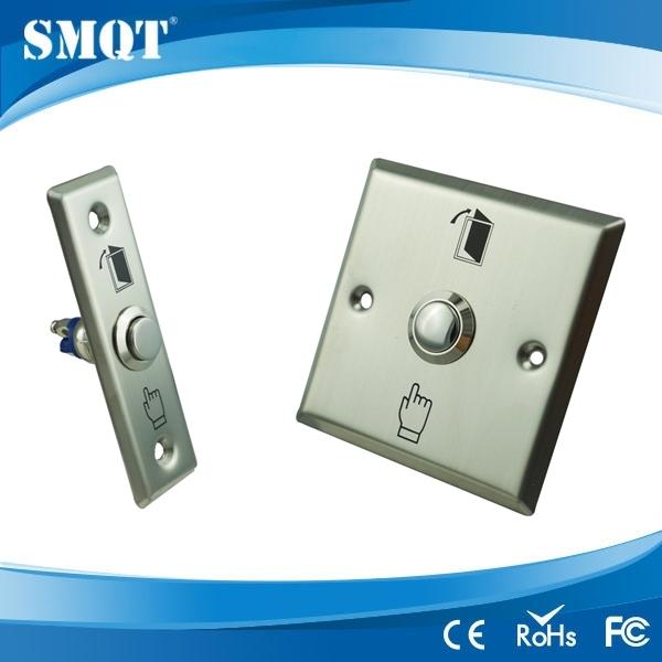 Stainless Steel Panel Door Release Button Door Push Button
