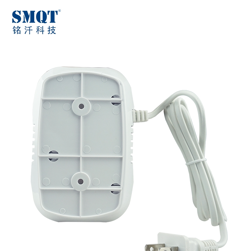 Wired CO detector for home, Apartment